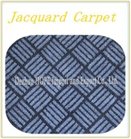 New style high quality hot selling jacquard carpet with low price