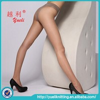 Chinese made sexy hot free samples pantyhose sheer to waist