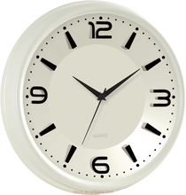 2015 new design 3D wall clock for home decoration