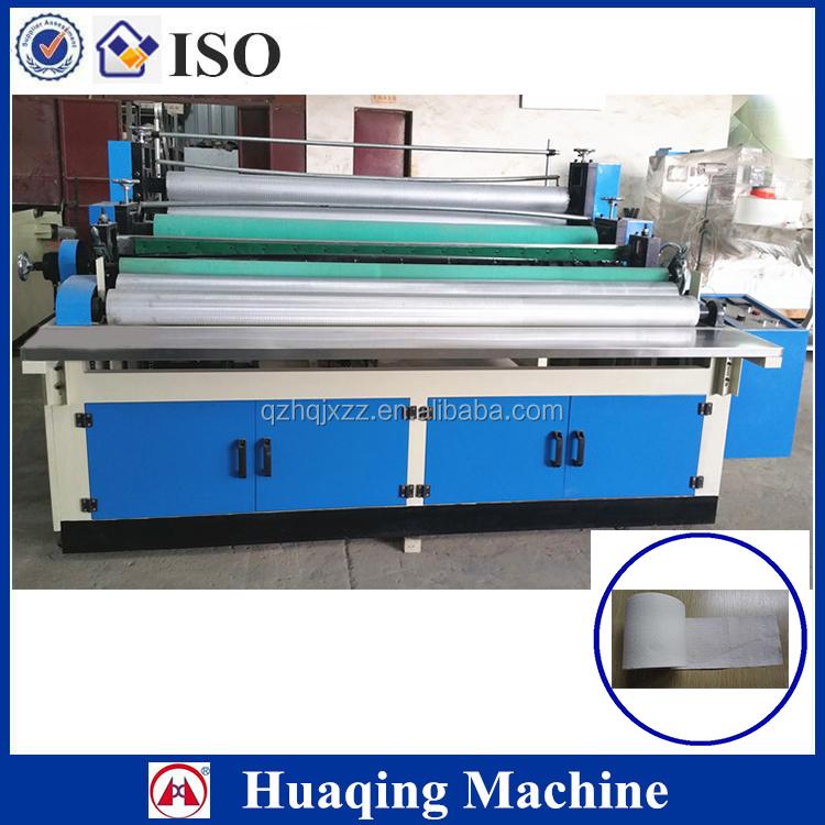 toilet paper production machine
