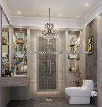 baño azulejo de suelo FT534