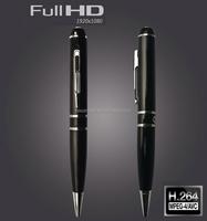 H.264 HDMI out hidden camera FULL HD 1080P Pen Camera pen