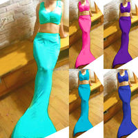 Hot sale mermaid tail for swimming fashion fancy dress mermaid costume BWG-2770