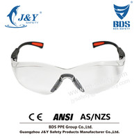 colored and crystal lens safety glasses with brand eye or no brand eye