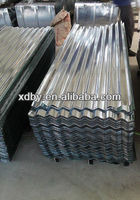curving corrugated steel roofing sheets