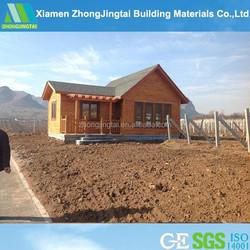 Economic villa modular house prefabricated house cost of modular homes
