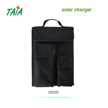 2015 new goods solar energy system for smartphone foldable outdoor solar laptop charger Support phone charging