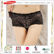 The sexy underwear for women and transparent lace lady underwear panties and femal favorite lingerie