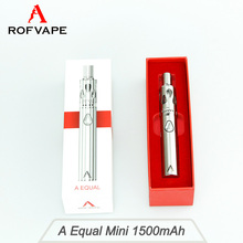 Alibaba China factory e cig accessories spain electronic cigarette with 50W 3000mAh Battery Rofvape Factory