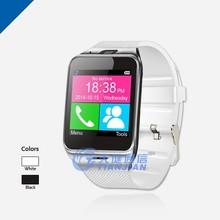 SIM Card Bluetooth Make Phone Call Wrist Smart Watch GSM Android