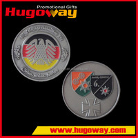 wholesale China factory coin keychain