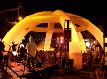 LED inflables luminosos lighted arch inflatable outdoor decorations