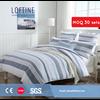 2015 Newport cotton waffle stripe duvet cover sets/bed sheet/ bed linen