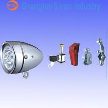 Bicycle Headlight LED Front light 6V 0.66W dynamo 6V 3W Bcycle Dynamo Lights Set