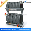 customize wall tire display