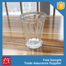 Wholesale Decorative Drinking Water Glass Cup crystal