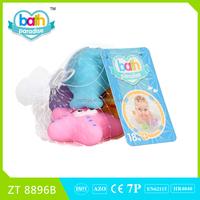 New !PVC elephant+dolphin+starfish+hippopotamus baby bath learning toy