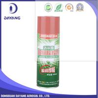 JIEERQI 103 yellow silicone clean spray adhesive