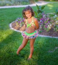 Fashion beachwear,bikini,sexy kids bikini