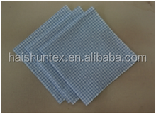 nantong handkerchief manufactory top quality 100% soft cotton fashion classial designs handkerchief for adults