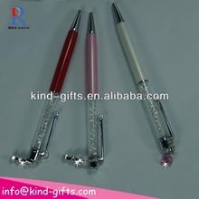 Crystal pen cheap ballpoint pen refills KDBP039