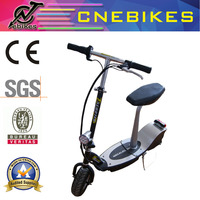 36v 300w pedal assist electric scooter stand up space pocket bike