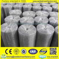 2x2 Hot dipped galvanized welded wire mesh sheet/welded wire mesh panel