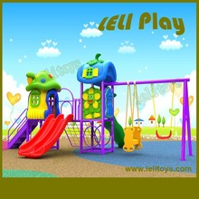 LL-O15 Kids Kindergarten Outdoor Play Equipment