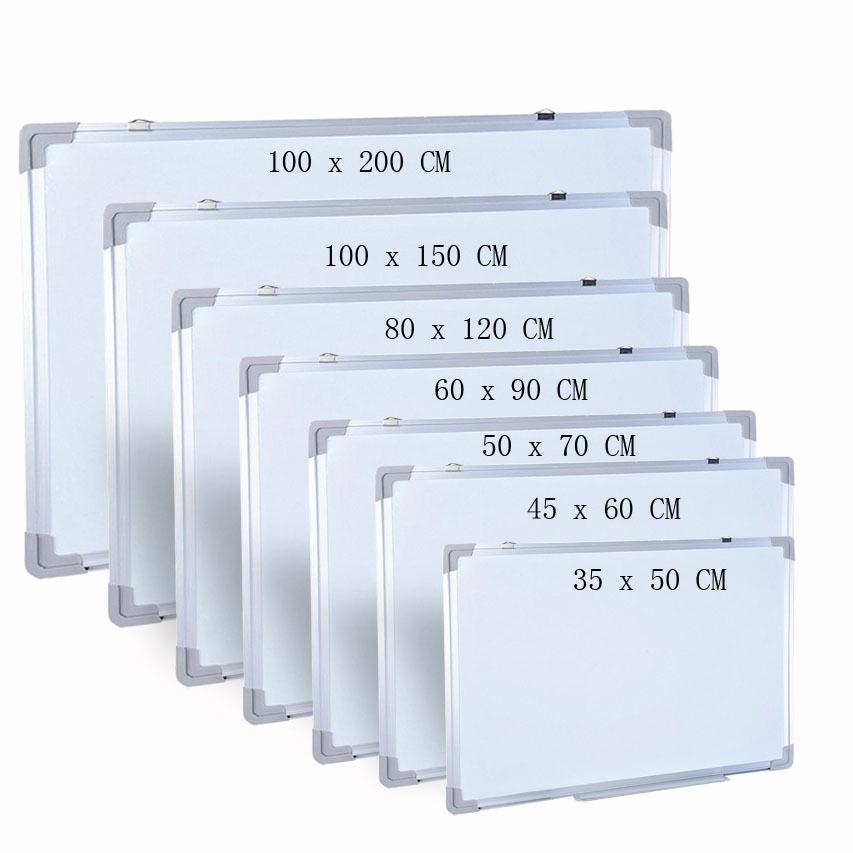2015 New Different Size Aluminium Frame White Board Buy