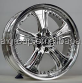 Different style alloy wheel with 20*8.5 inch 5*114.3pcd car wheels.