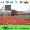Outdoor Easy installation rubber running track