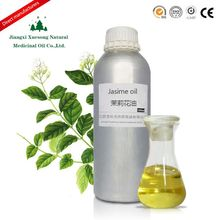 100% pure jasmine oil as the drug material of Male infertility in hot sale