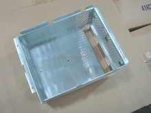 Shenzhen honghuiyuan Custom design Aluminum parts fabrication