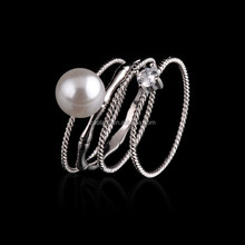 Top Quality Latest Fashion Antiallergic Finger Rings