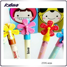 2015 New Style Turn The Windmill Neutral Pen Interesting Transshipment Windmill Floret Neuter Pen