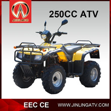 JLA-24-13 250cc china atv quad 4x4 diesel for sale