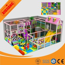 Popular Children Used Indoor Playground Equipement With High Quality and Factory Price