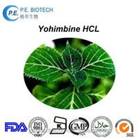 Pure natural Yohimbine hcl powde with competitive price