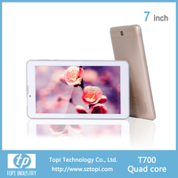 Hot selling 2800 mah battery 7 inch android tablet pc with MTK 8735 chip