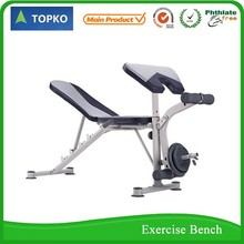 Adjustable AB Exercise Bench foldable Sit-Up Bench