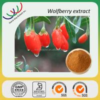 free sample HACCP KOSHER FDA China supplier pure natural wholesale Chinese ningxia goji polysaccharide