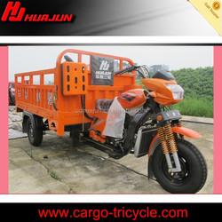 Gasoline powered Chongqing motorcycle 3wheel for cargo