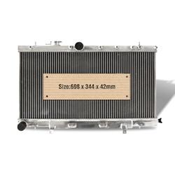 Fits 2002-2007 SUBARU IMPREZA WRX NEW AGE MK2 Full Aluminium Radiator