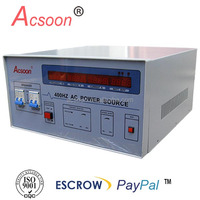one phase to three phase energy saver 400hz power supply 3 phase