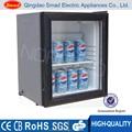 mini bebida fría refrigerados escaparate para la promoción de la cerveza