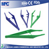 Customized China Made Surgical Sterile Plastic Tweezers