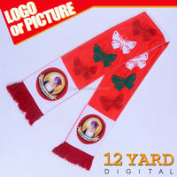 Sport scarf pashmina holiday scarf custom design Oman ladies scarves