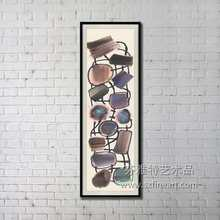 New Design chinese calligraphy water color painting