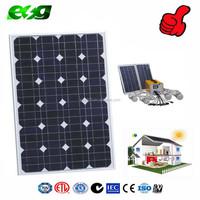 Sunpower Solar Cell 75W Monocrystalline Solar Panel