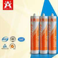 590ml Top quality glue glass silicone sealant FF-3663